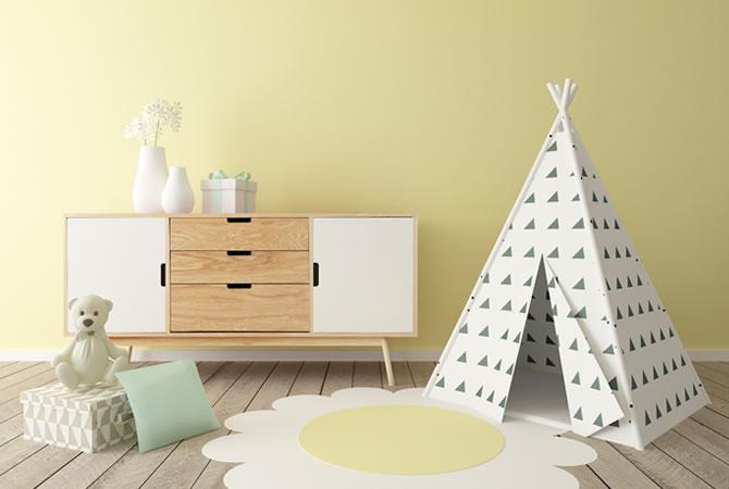Schilderijen Kinderkamer Voorbeelden : Babykamer schilderen: ✅ prijs schilder muren plafond deur en