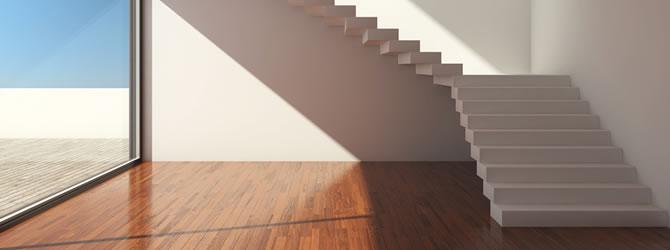 hoe verf ik een trap