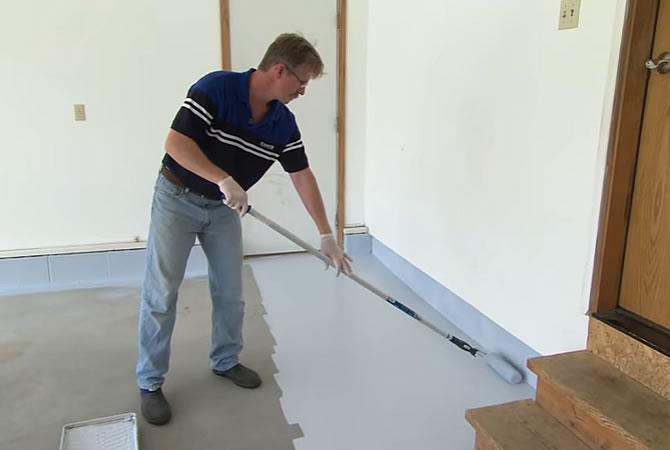 Garagevloer coating prijs ≥ epoxy garagevloer coating vanaf u ac