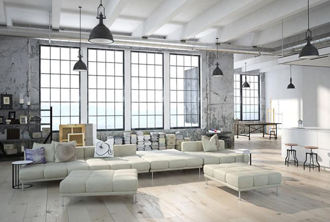 schilderwerken loft prijs schilder muren vloer plafond deuren. Black Bedroom Furniture Sets. Home Design Ideas
