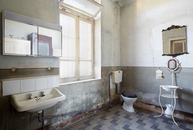 Kast Badkamer Schilderen : Badkamer verven tips u devolonter