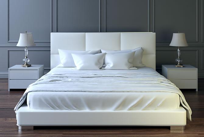 Slaapkamer schilderen: ✅ prijs schilder, muren, plafond, vloer ...