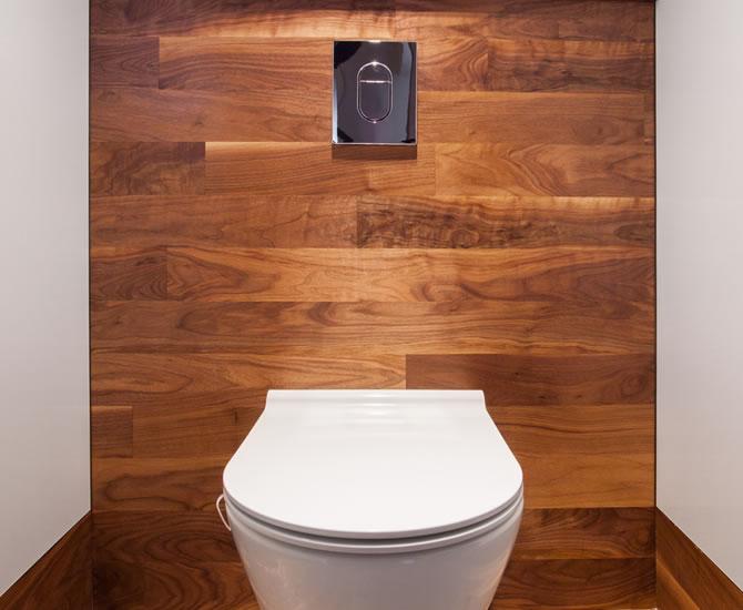 Wc toilet schilderen prijs schilder toiletmuur toiletvloer en toiletdeur - Wandbekleding voor wc ...