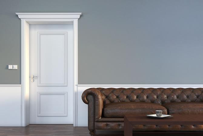 Witte Keuken Schilderen : Massief houten deuren schilderen ✅ prijs schilder tips